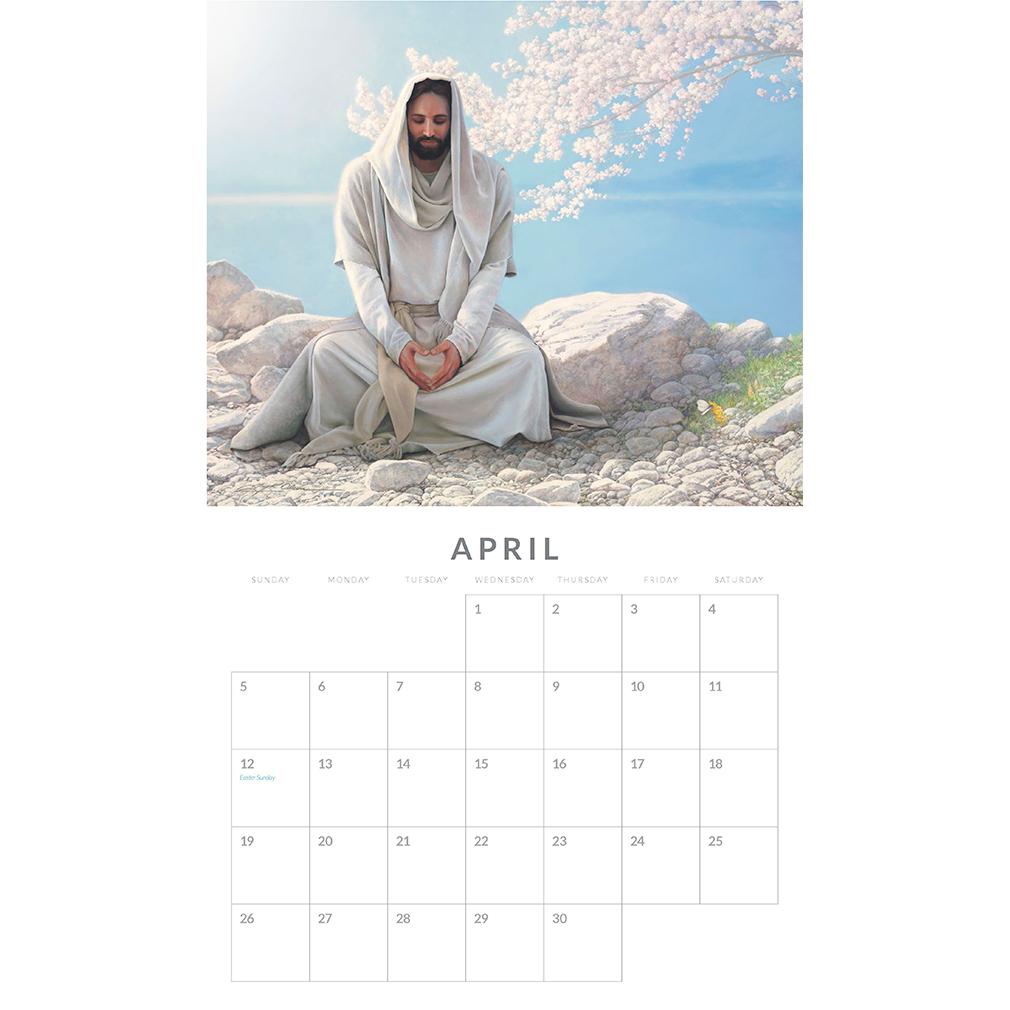 2020 Greg Olsen Calendar - GO-9780997507447