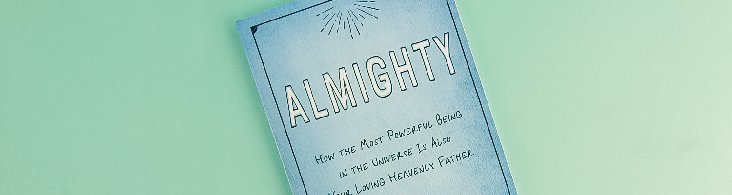 banner of building faith from the book almighty by david butler