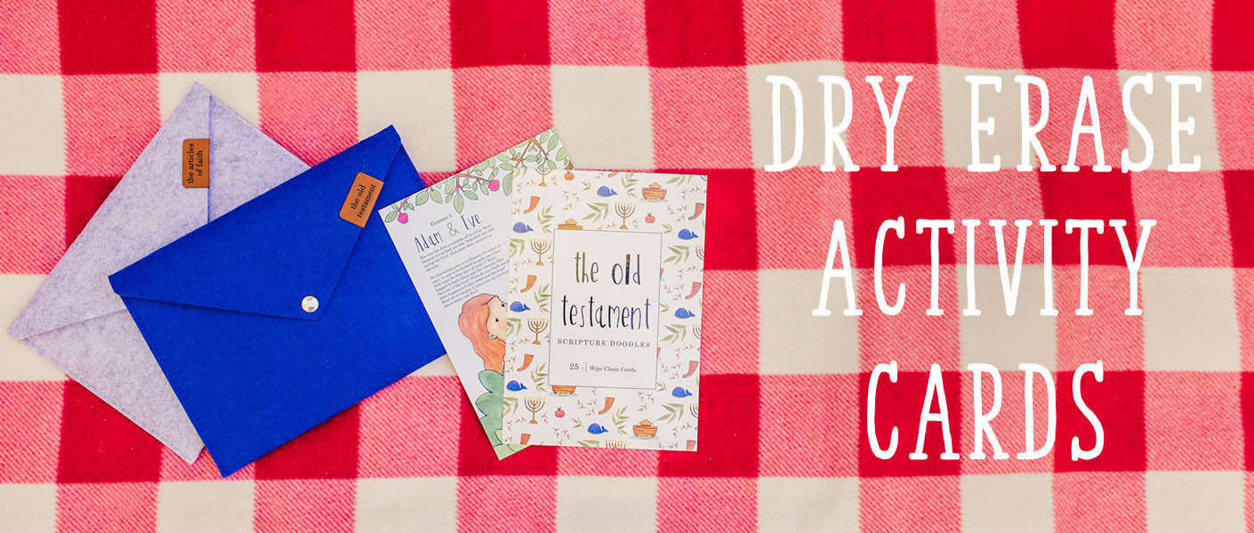 Dry Erase Activity Cards