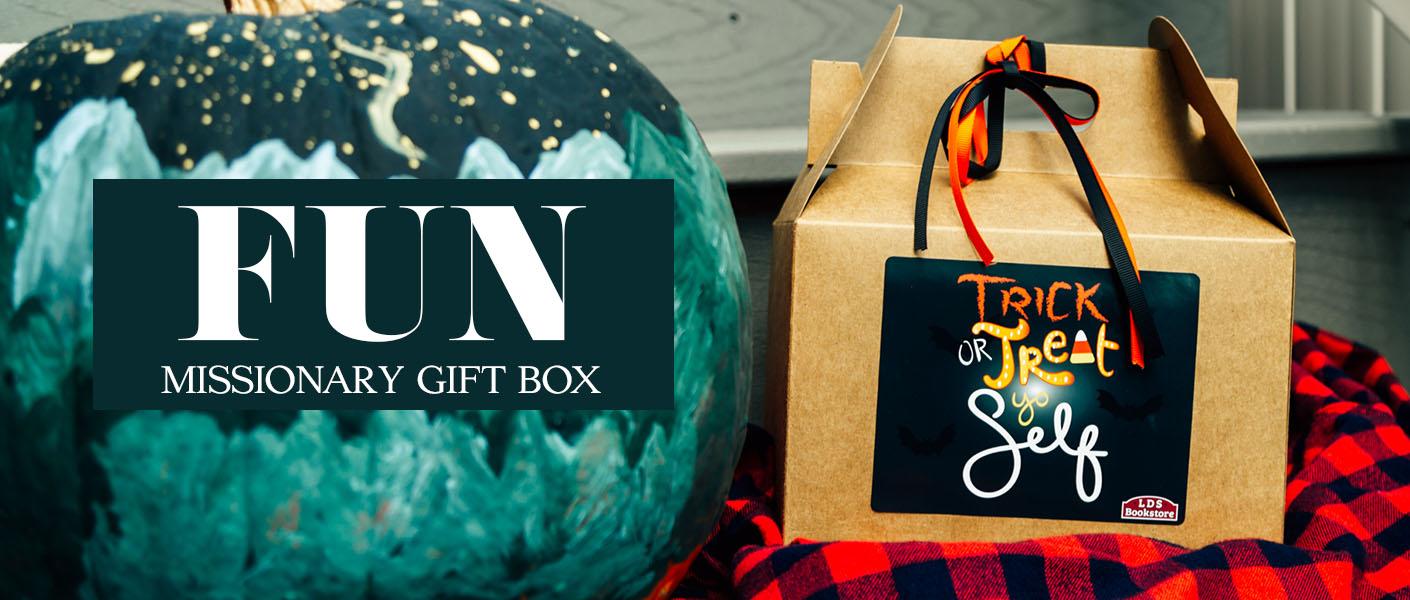 Missionary Halloween Gift Box