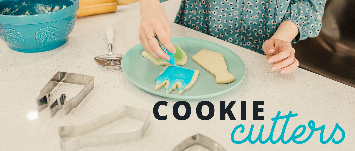 LDS Cookie Cutters for General Conference