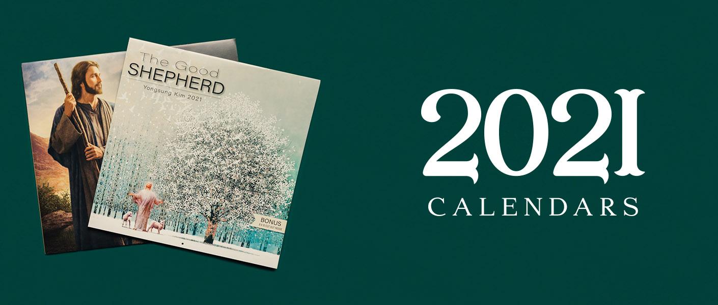 2021 LDS Calendars