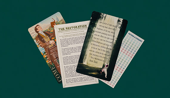LDS Bookmarks