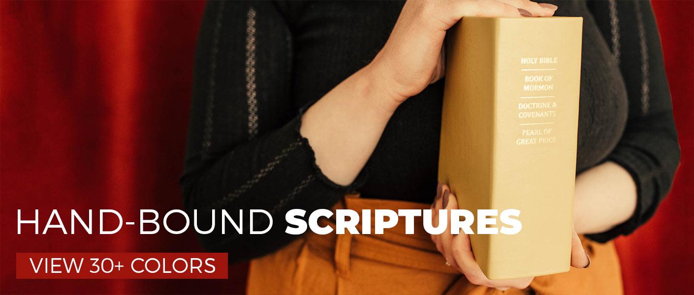 LDS Scriptures in Color