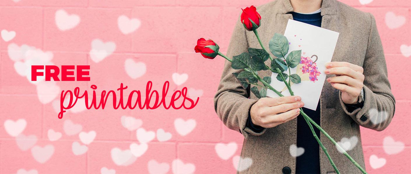 LDS Free Valentine's Day Printables