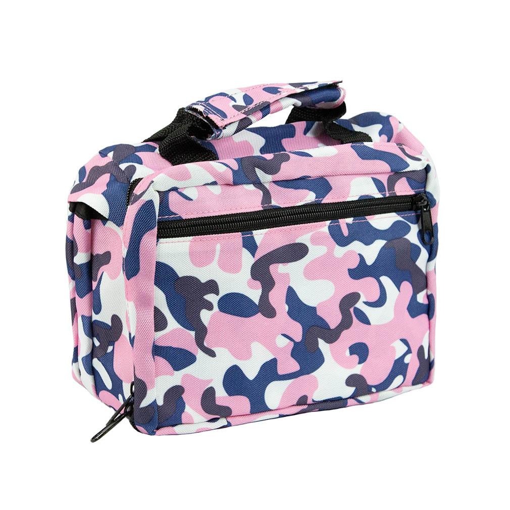 Pink and Blue Camo Scripture Case - CF-P36144