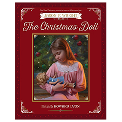 The Christmas Doll christmas books, childrens christmas books, jason wright