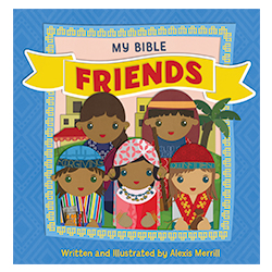 My Bible Friends lds childrens book, lds childrens gifts, book of mormon for kids, book of mormon people