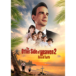 The Other Side of Heaven, Vol. 2: Fire of Faith DVD the other side of heaven 2, second movie in the other side of heaven, lds movies, mormon movies