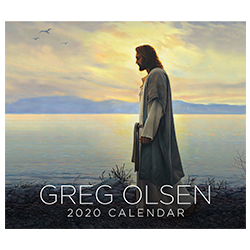 2020 Greg Olsen Calendar