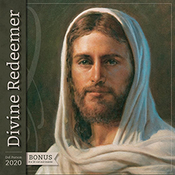 2020 Del Parson Calendar - Divine Redeemer