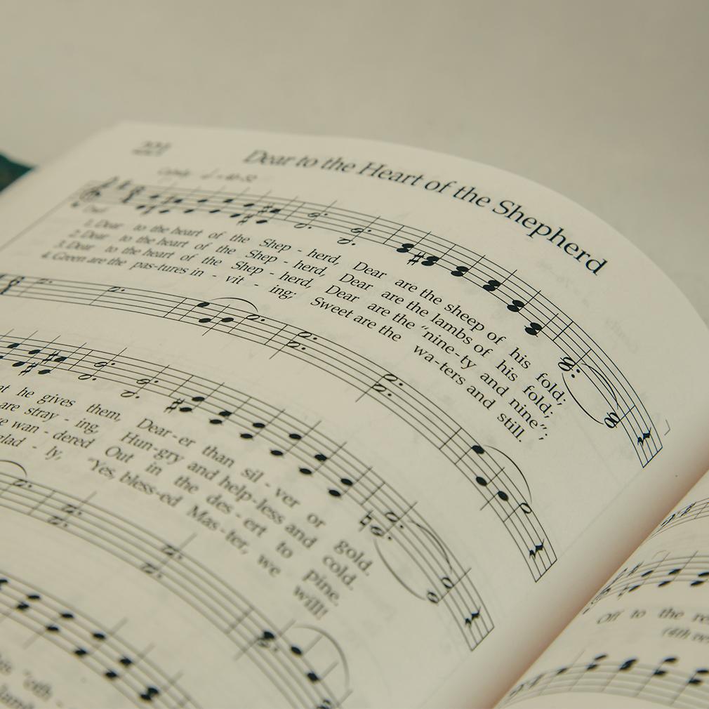 LDS Hymn Book - LDS-31243000