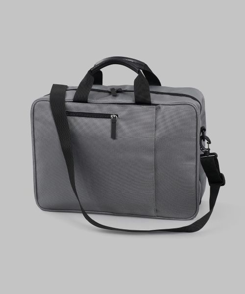 Gray Temple Bag