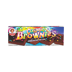 Cosmic Brownies - 12 squares