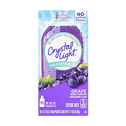 Crystal Light Grape - 10 packets
