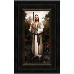 Great Redeemer - Framed lds gifts, lds framed art, pictures of christ,brent borup