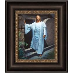 He Lives - Framed