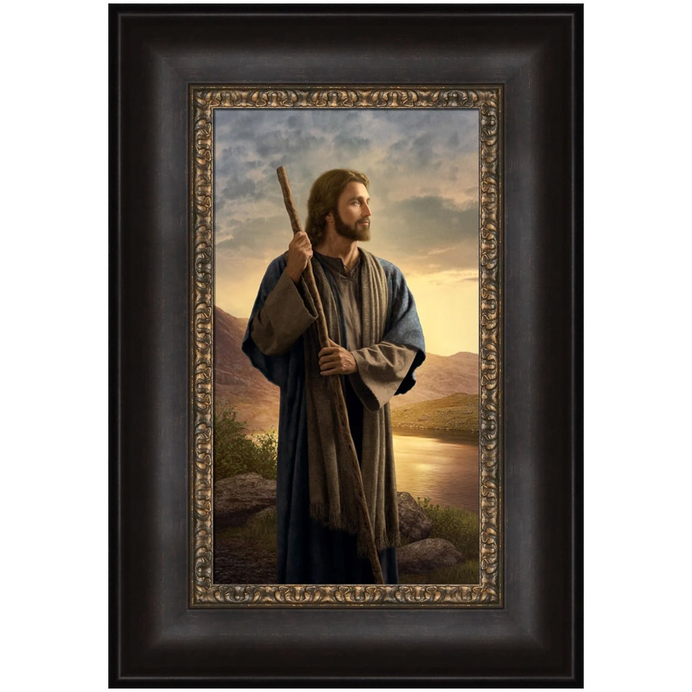 Light of Hope - Framed