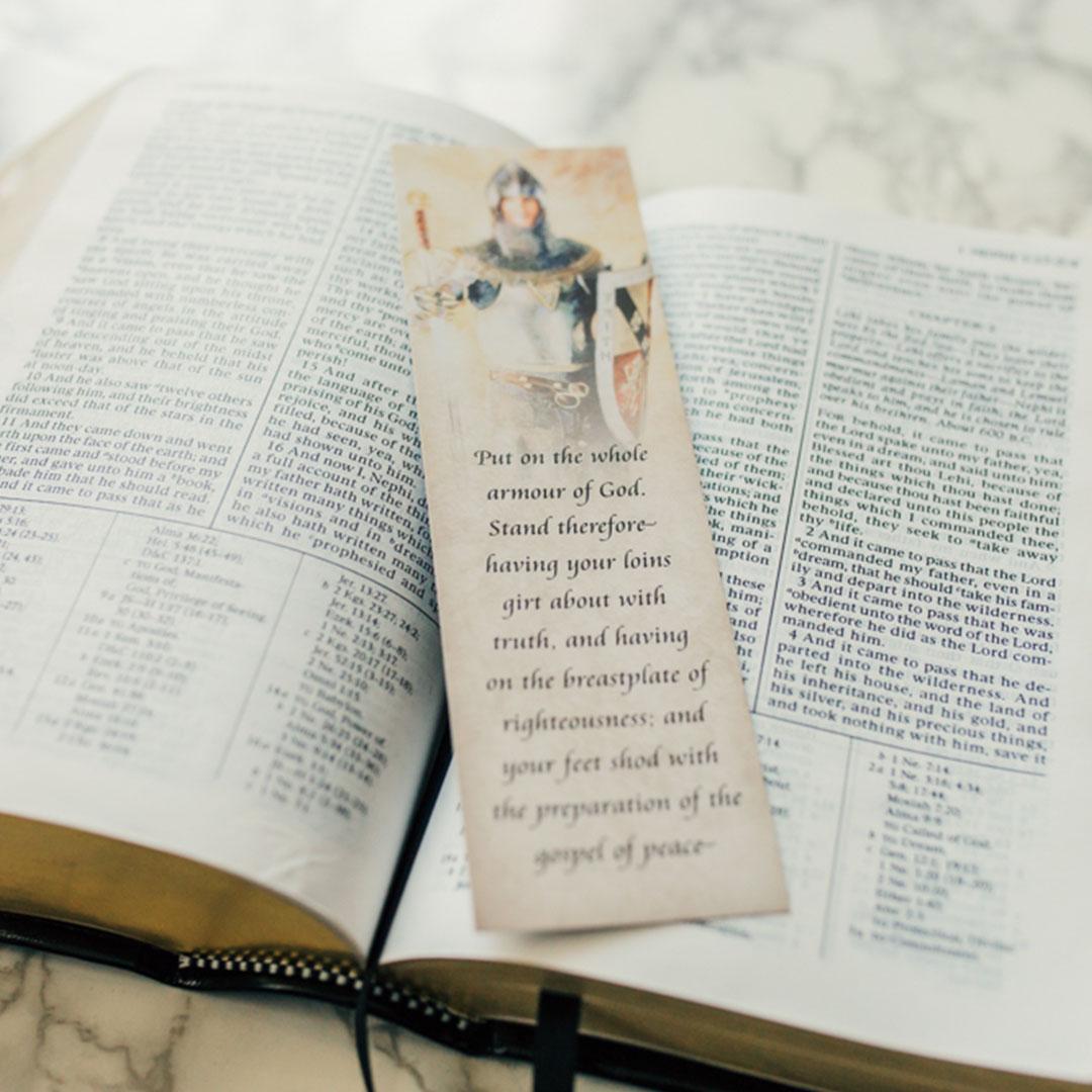Armour of God Bookmark - AFA-U102BMP1