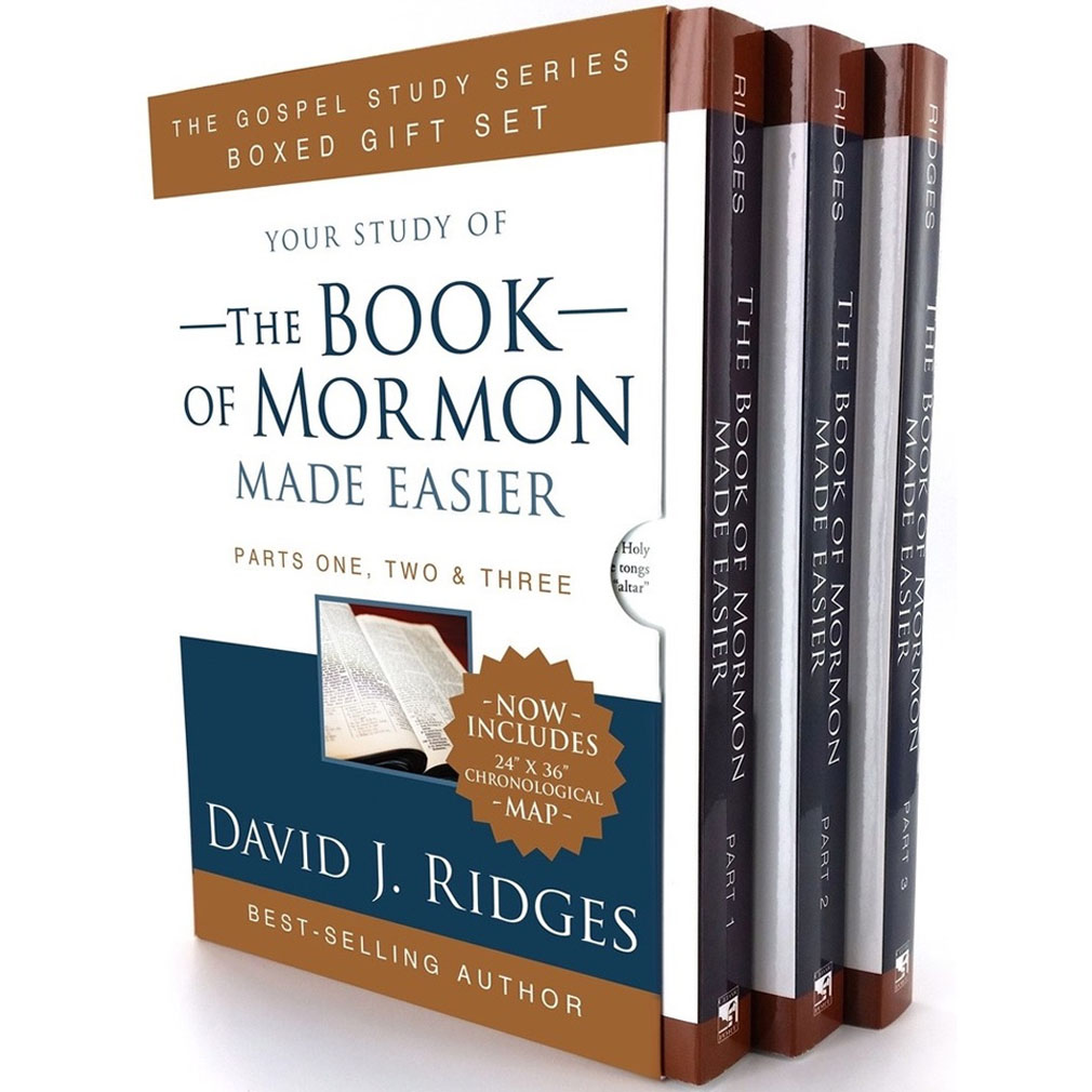 Book of Mormon Made Easier Boxed Set - CF-9781462122257