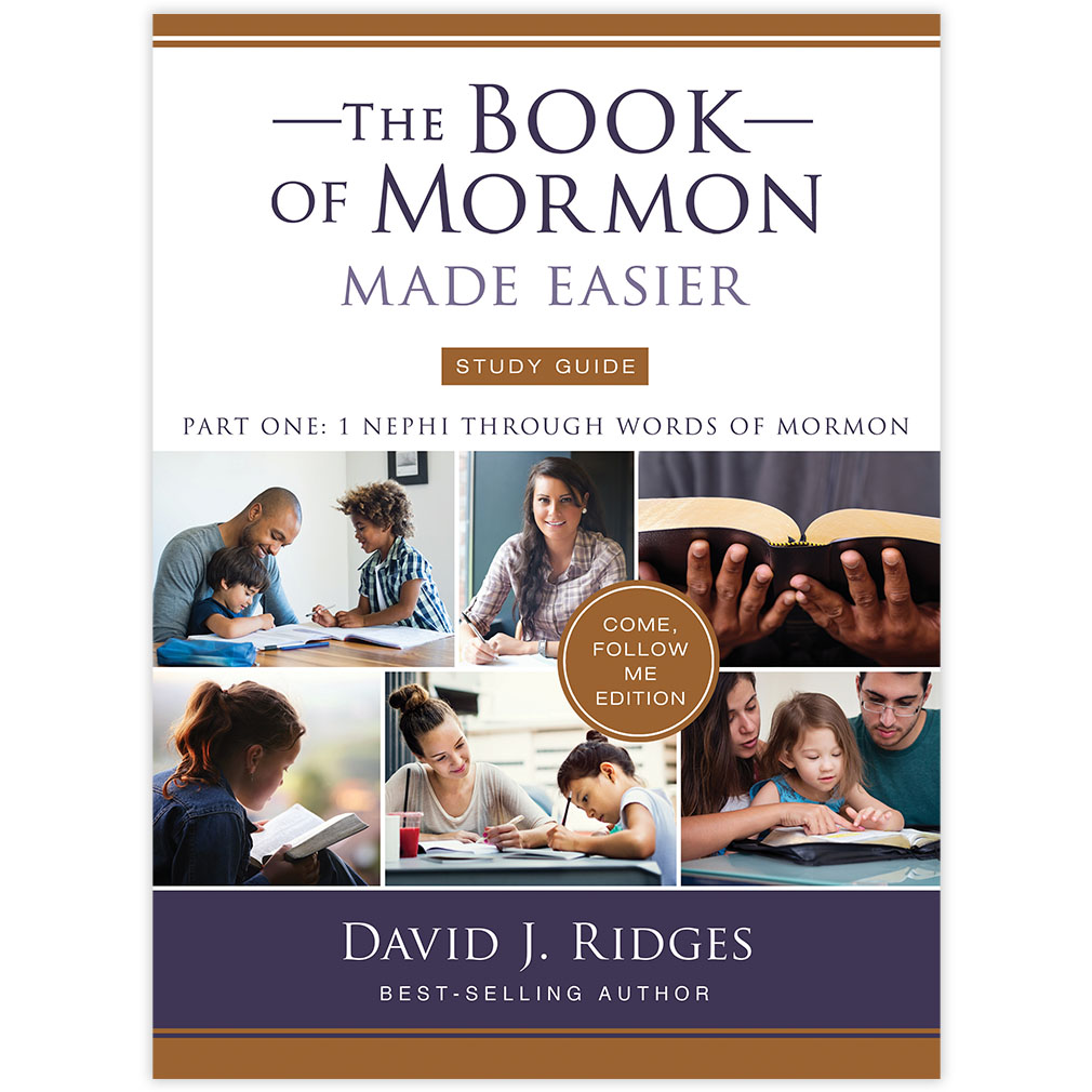 Book of Mormon Made Easier Study Guide Set