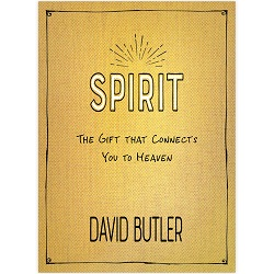 Spirit spirit,spirit book,spirit lds book,the gift that connects you to heaven,david butler,david butler lds,lds books,