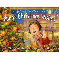Ming's Christmas Wishes christmas book,lds christmas book,lds kids book,lds children book,lds children's book