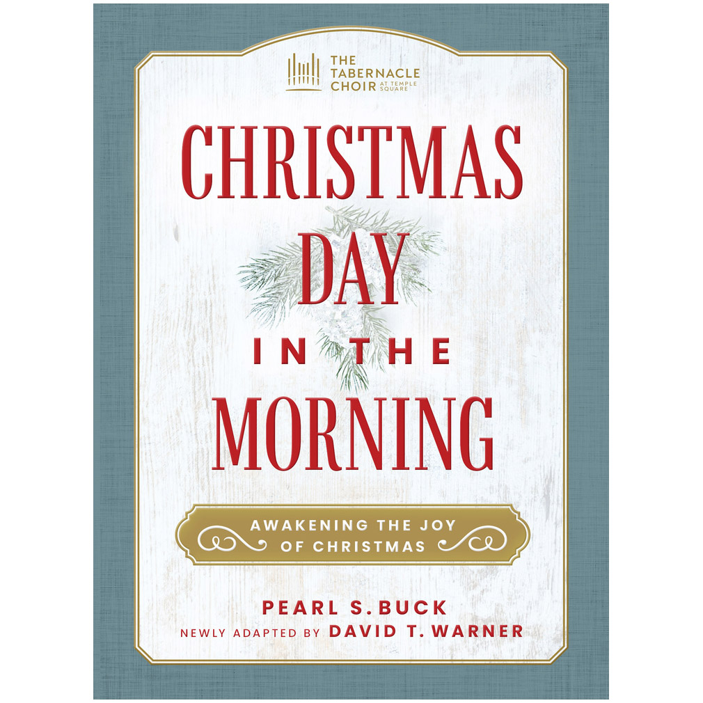 Christmas Day in the Morning Hardcover Book