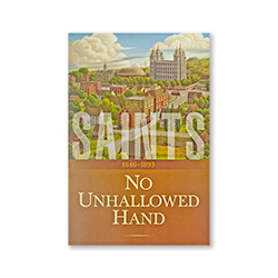 Saints Volume 2: No Unhallowed Hand saints volume 2, saints vol 2, saints volume two