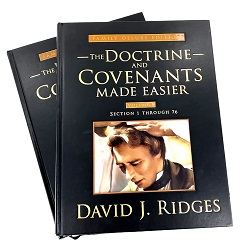 The Doctrine & Covenants Made Easier - Deluxe Full Set