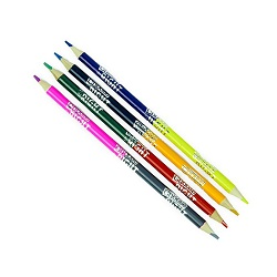Choose The Right Double Ended Scripture Marking Pencils ctr, choose the right, ctr markers, ctr pencils, ctr bi-color