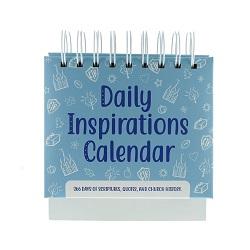 Daily Inspirations Perpetual Desk Calendar lds flip calendar, lds desk calendar, lds perpetual calendar, daily inspirations calendar