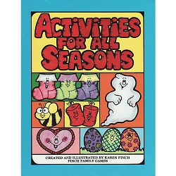 Activities for All Seasons activities for all seasons,fun and games lds,book of mormon,karen finch books,family home evening games,games for family home evening,fhe games,games for fhe,games for church,lds games,finch family games,games for kids,primary games,primary books,games for primary,games for primary kids,lds primary,lds primary kids