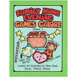 Family Home Evening Games Galore Volume 1 family home evening games,games for family home evening,fhe games,games for fhe,games for church,lds games,finch family games,games for kids,primary games,primary books,games for primary,games for primary kids,lds primary,lds primary kids