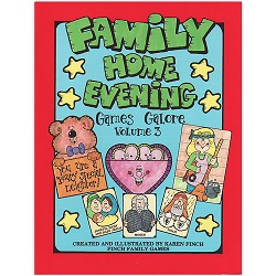 Family Home Evening Games Galore Volume 3 family home evening games,games for family home evening,fhe games,games for fhe,games for church,lds games,finch family games,games for kids,primary games,primary books,games for primary,games for primary kids,lds primary,lds primary kids