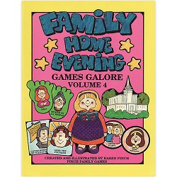 Family Home Evening Games Galore Volume 4 family home evening games,games for family home evening,fhe games,games for fhe,games for church,lds games,finch family games,games for kids,primary games,primary books,games for primary,games for primary kids,lds primary,lds primary kids