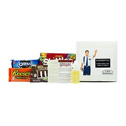 Elder Missionary Gift Box - Basic elder missionary gift box, elder missionary gifts, lds missionary gift, lds missionary gifts