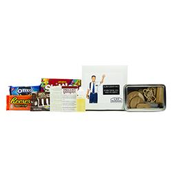 Elder Missionary Gift Box - Deluxe elder missionary gift box, elder missionary gifts, lds missionary gift, lds missionary gifts