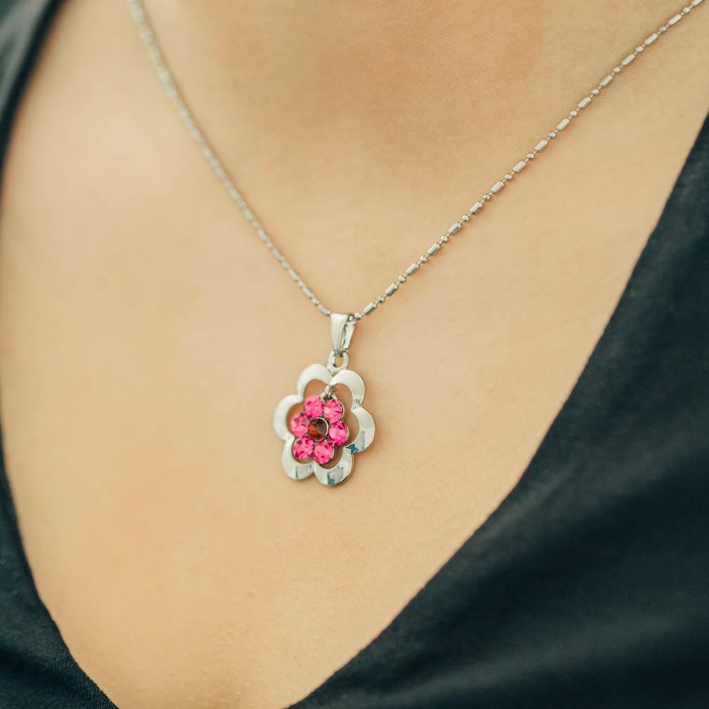 I Promise Baptism Necklace - CF-P70667