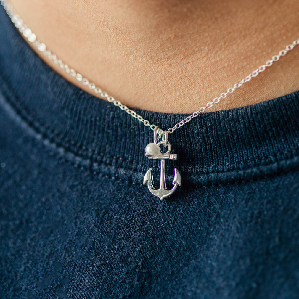 Anchor Necklace - DBS-MJ46