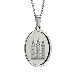 Salt Lake Temple Pendant Necklace lds christ,lds gifts,lds jewelry,lds christmas,salt lake temple pendant necklace,salt lake temple necklace,temple necklace,lds temple necklace,lds necklace,lds temple christmas,christmas temple