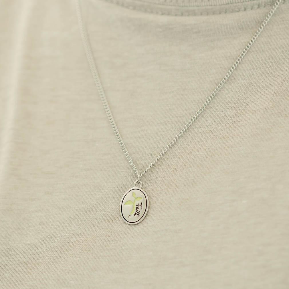 Faith In God Necklace - RM-JNC033