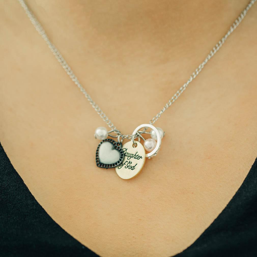 Daughter of God Necklace - RM-JNL064