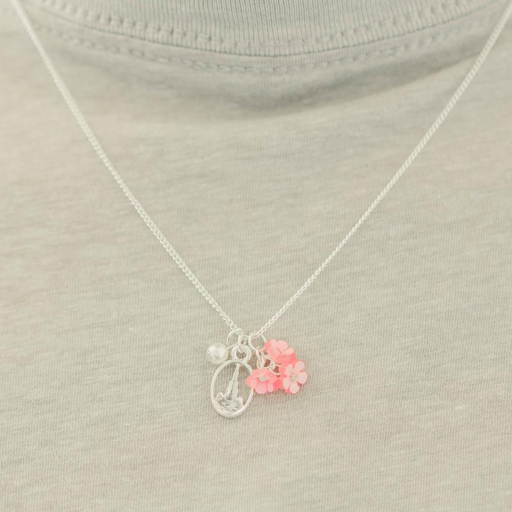 Temple Blossom Necklace - RM-JNL078