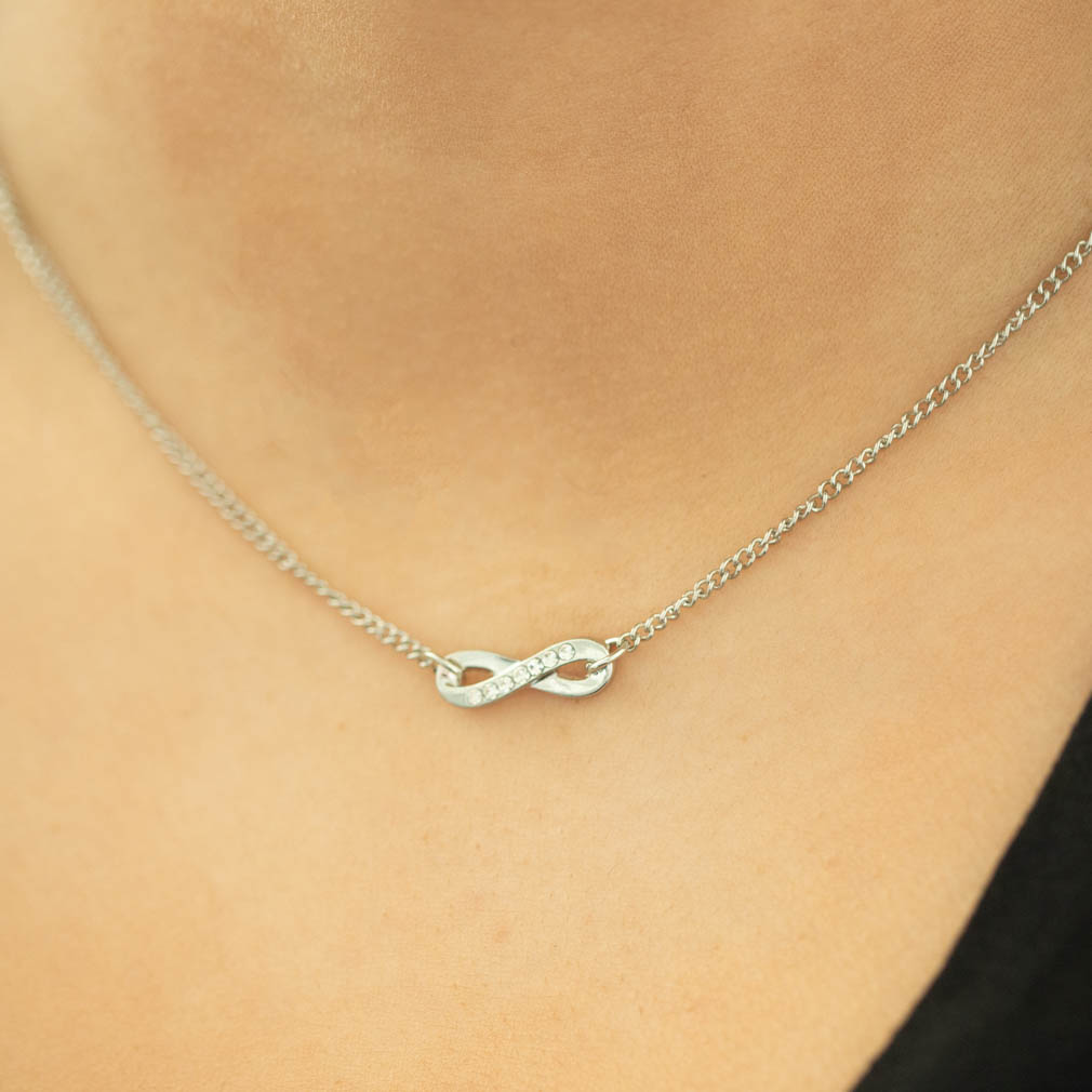 Families Are Forever Necklace - RM-JNL083