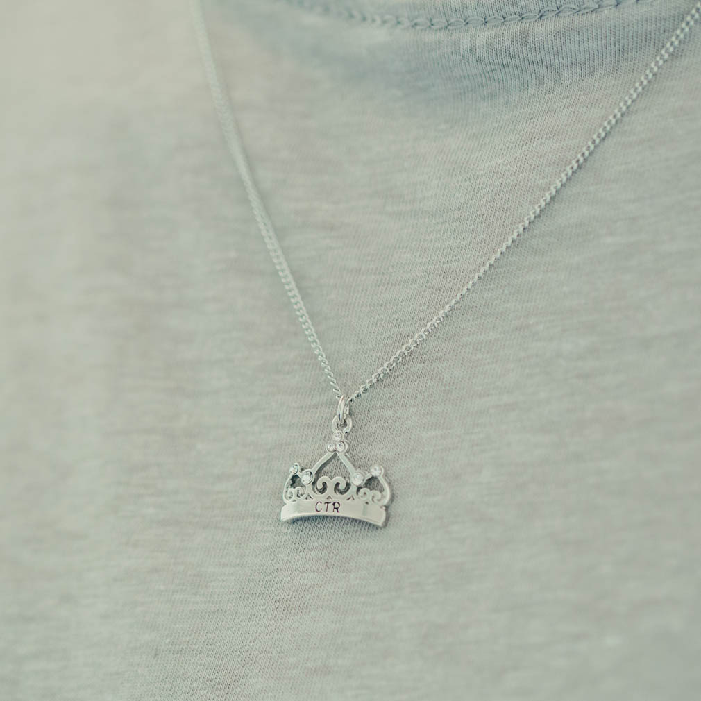 CTR Crown Necklace - RM-JNY053