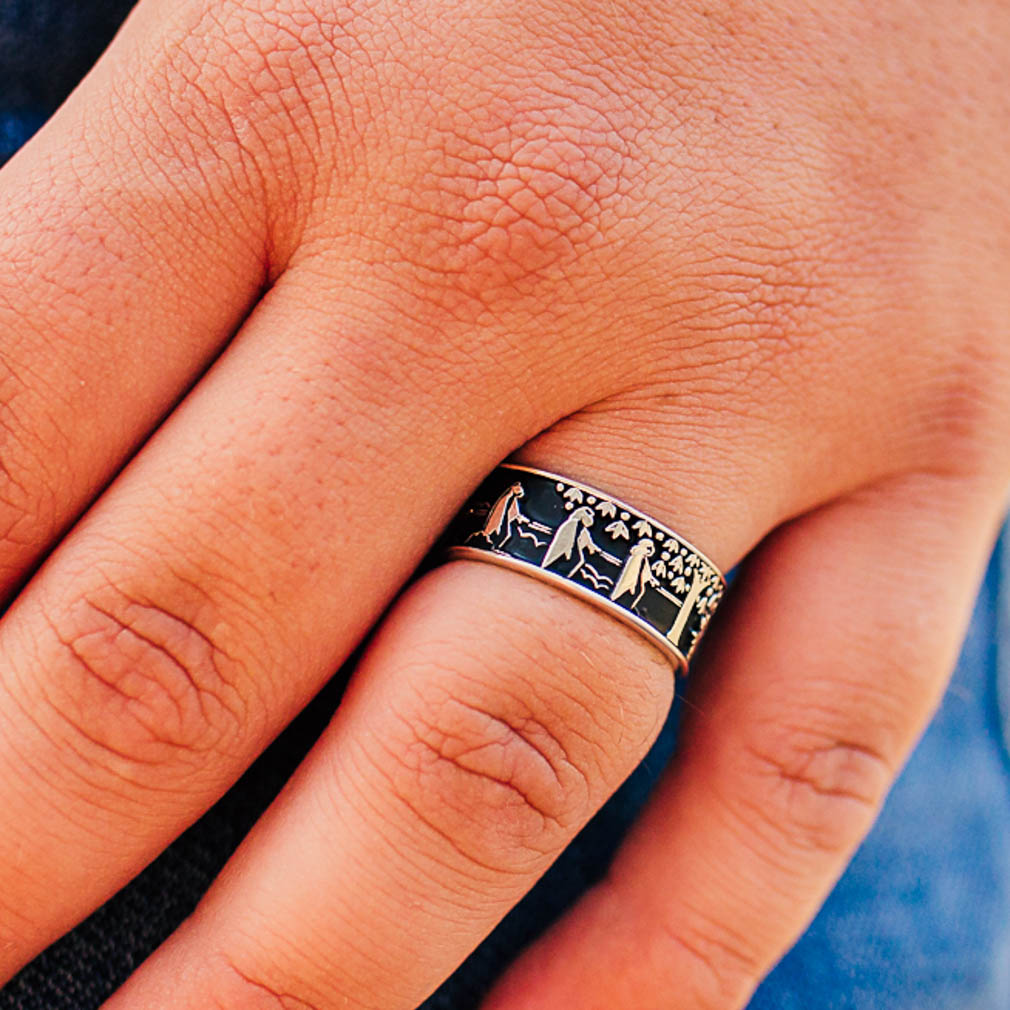 Lehi's Dream Ring - RM-F01112