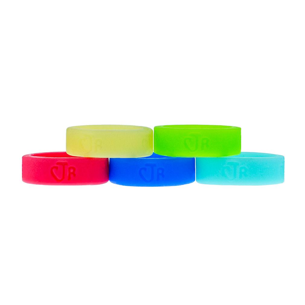 Silicone CTR Rings - Medium - RM-MEDSIL