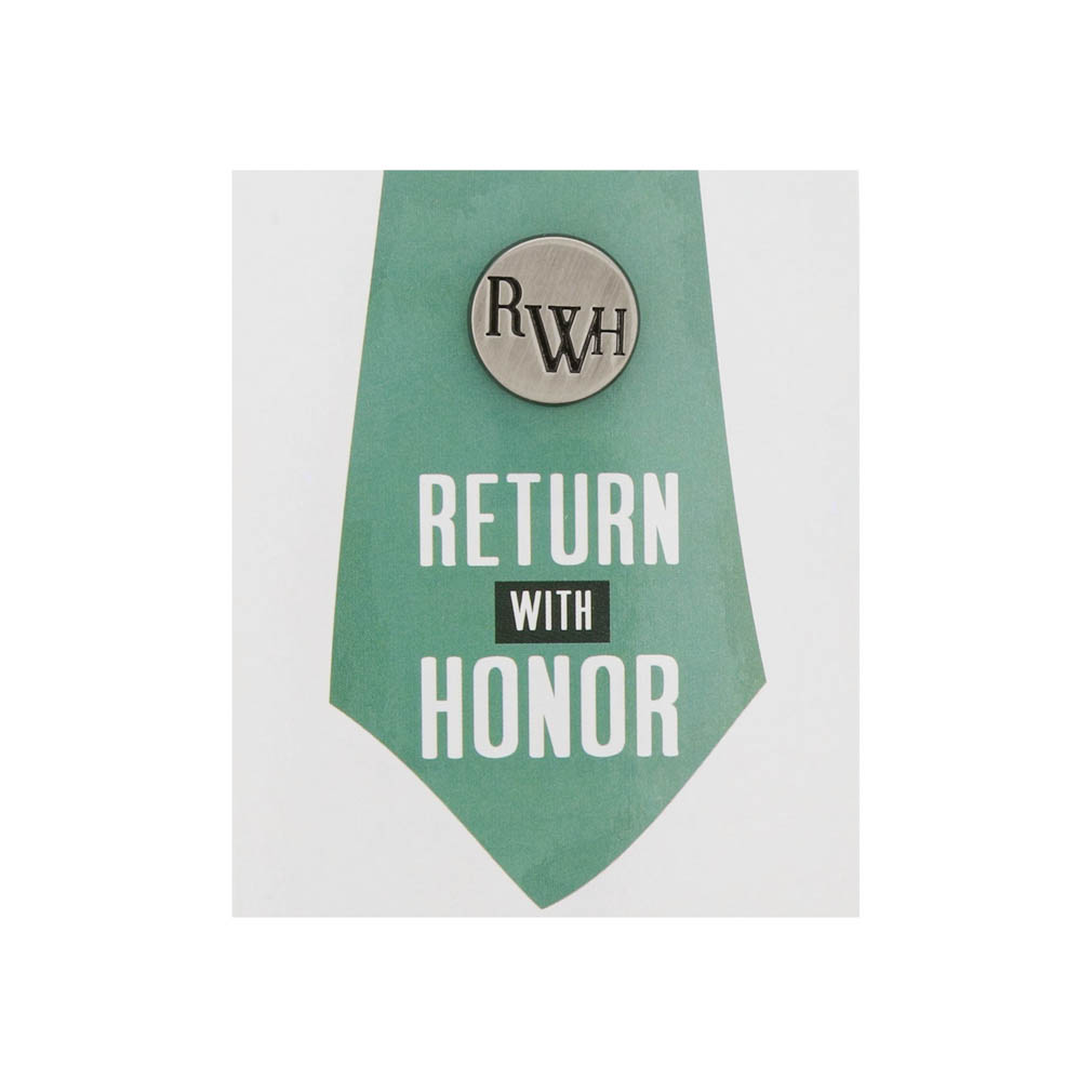 Return with Honor Tie Tack - CF-P58007
