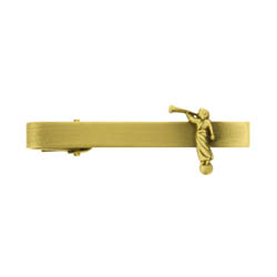 Angel Moroni Tie Bar - Gold - CF-P70790